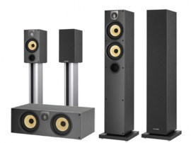 Bowers & Wilkins Cinema 2