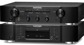 Marantz PM6006 + CD6006 Black