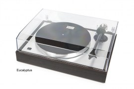 Pro-Ject The Classic + 2M Silver eukalyptus
