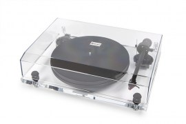 Pro-ject 2-Xperience Primary Clear acryl + 2 M-RED