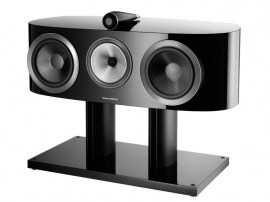 B&W (Bowers & Wilkins) HTM1 D3 black piano